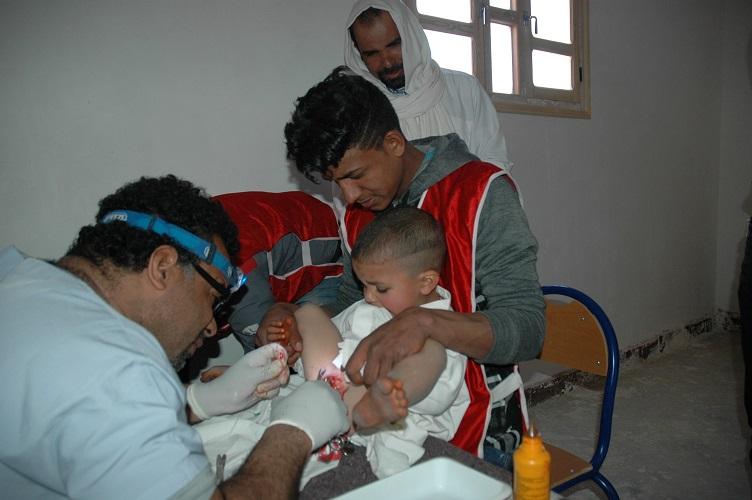 عملية ختان جماعي بمدينة زاكورة