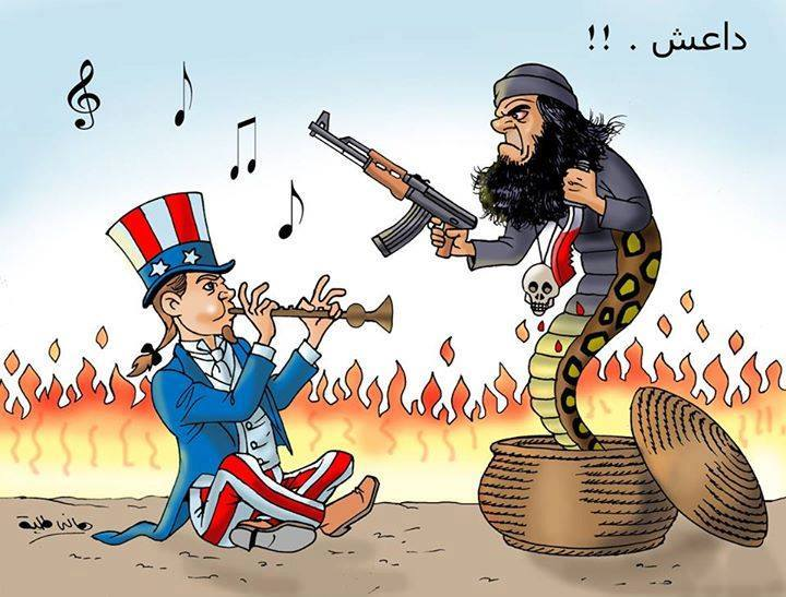 داعش الخلافة أم الخرافة والآفة ؟؟؟