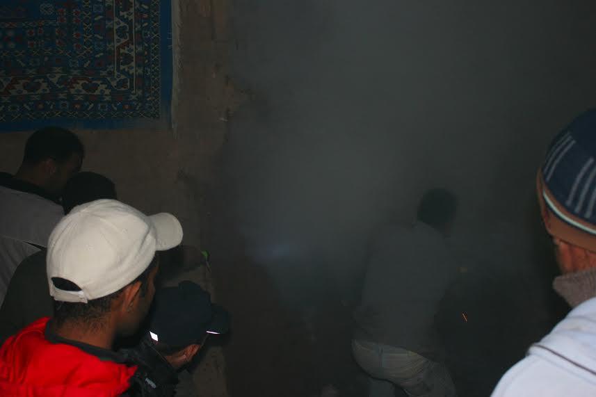 زاكورة: إندلاع حرق بأحد منازل حي تنسيطة أنشاشدة