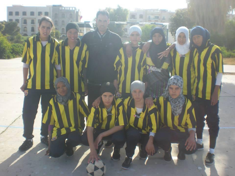 زاكورة: فريق دار الطالبة تازارين يحقق الانتصار باكادير