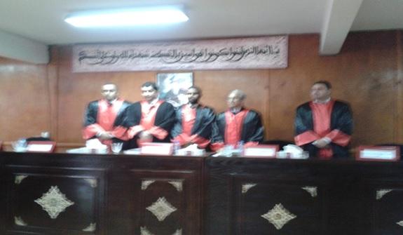 """""""عبد القادر مستور"""" من مواليد زاكورة ينال الدكتوراه بميزة مشرف"""