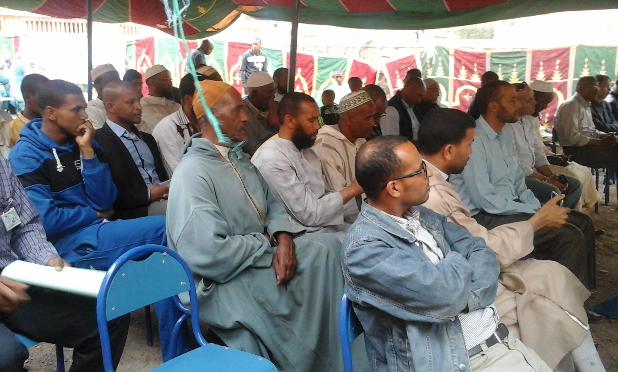 جمعية أكدز للتنمية تنظم الملتقى الاول لليتيم