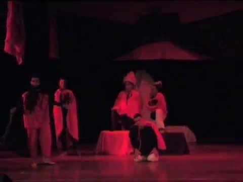 روبوطاج حول جمعية الفينيق للابداع الفني و الثقافي الجزء الثاني للتجربة المسرحية