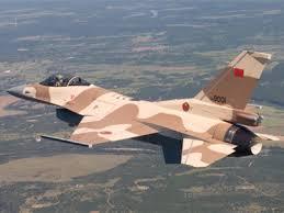"""فقدان طائرة مقاتلة  """"إف16"""" مغربية كانت رهن إشارة التحالف في اليمن"""