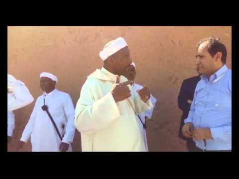 حوار الاعلامي  راضي الليلي مع احد  الموسيقيين باكدز