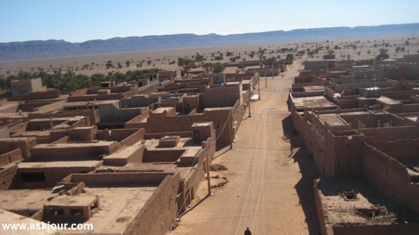 سكان أسكجور بجماعة تمكروت بدون مياه صالحة للشرب
