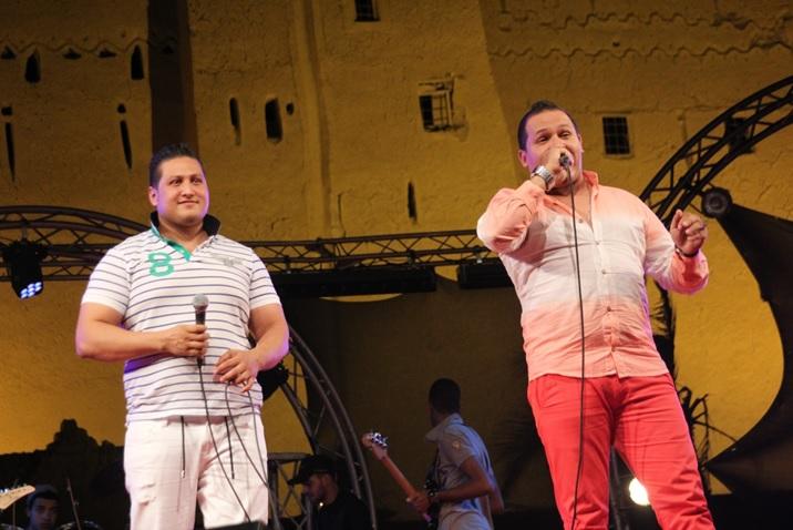 ورزازات: افتتاح الدورة الثالثة لمهرجان صيف ورزازات 2015