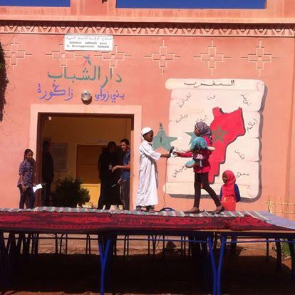 دار الشباب بني زولي في صبحية فنية لتلاميذ المؤسسات التعليمية