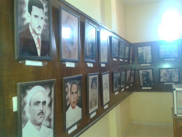 الفضاء التربوي والتثقيفي والمتحفي للمقاومة وجيش التحرير بإمحاميد الغزلان