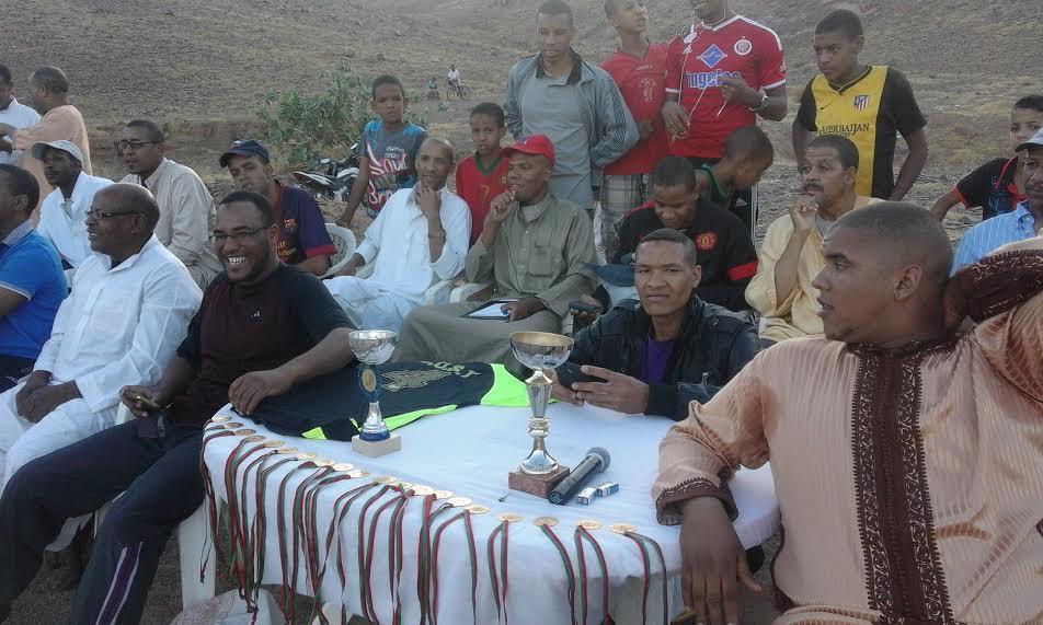 تمزموط:  الرياضة في خدمة الدين والقيم