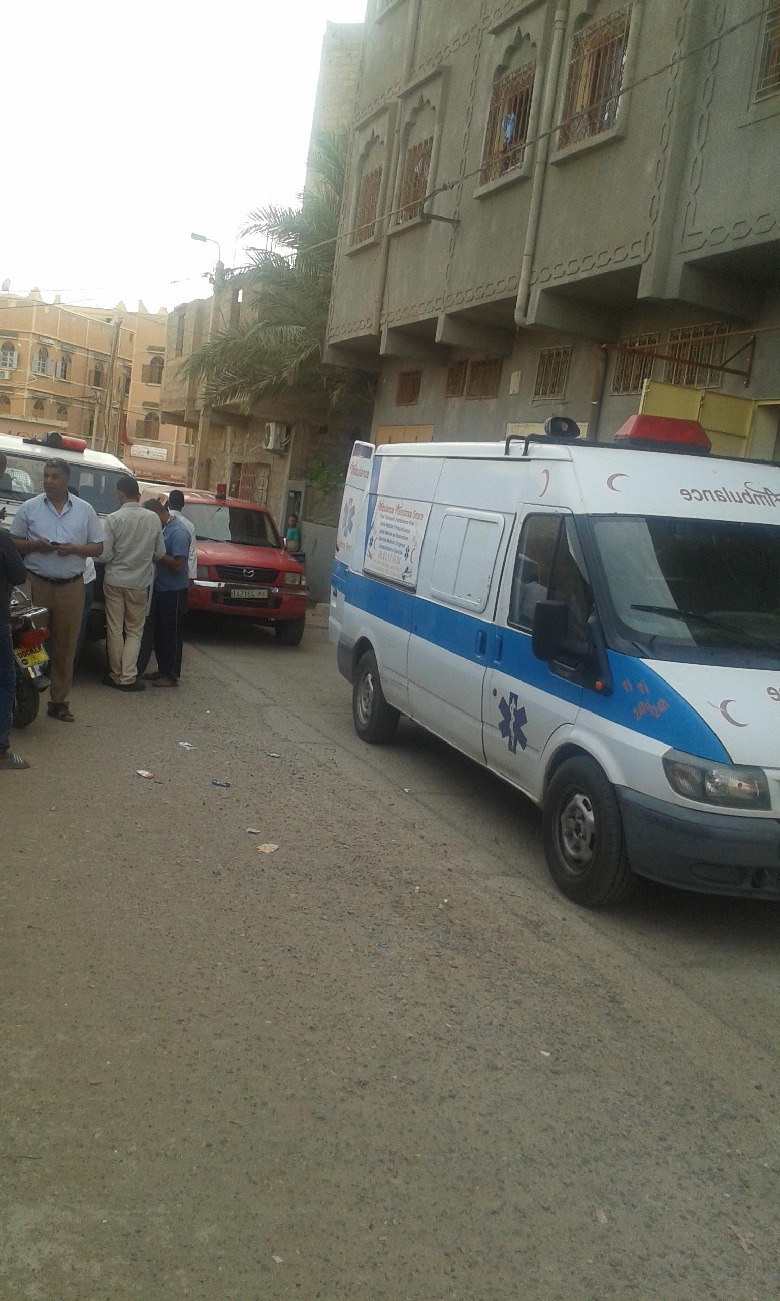 العثور على جثة متحللة داخل بيت بحي المصلى بمدينة زاكورة