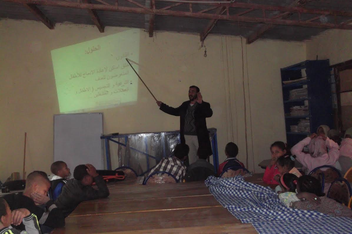 مجموعة مدارس بني علي تخلد اليوم العالمي لحقوق الطفل
