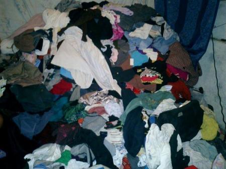 جمعية الوفاق للتعاون من اجل التنمية تنظم حملة جمع الملابس المستعملة وتوزيعها في مناطق زاكورة