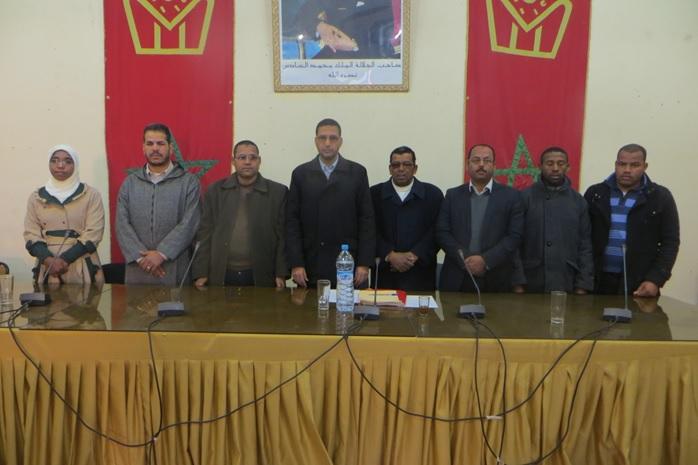 """""""جمال النعم"""" رئيسا لمجموعة الجماعات الترابية الواحة"""