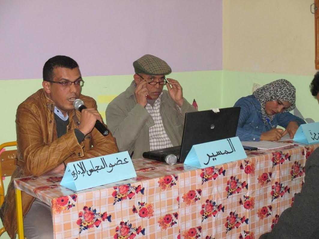 جمعية الشعلة بزاكورة  تفتح موسمها الجديد بالاحتفاء بالشعلويات و الشعلويين الإقليم