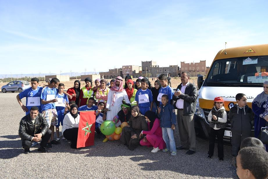زاكورة: تنظيم البطولة الإقليمية لمؤسسات الرعاية الاجتماعية للتعاون الوطني بزاكورة