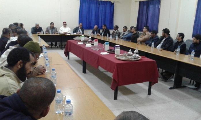 """زاكورة: """"إبراهيم أوجيل"""" نائبا لوزارة التربية الوطنية خلفا ل """"عبد الهادي بوناكي"""""""
