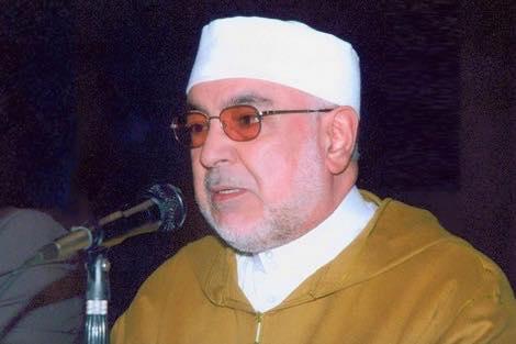 الشيخ عبد الباري الزمزمي في ذمة الله