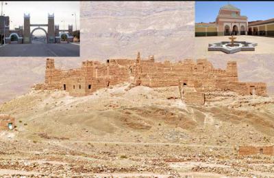 """""""القدس العربي"""" تكتب: زاكورة، واحات نخيل وزيتون وحصون في طريق الألف قصبة وقصبة"""
