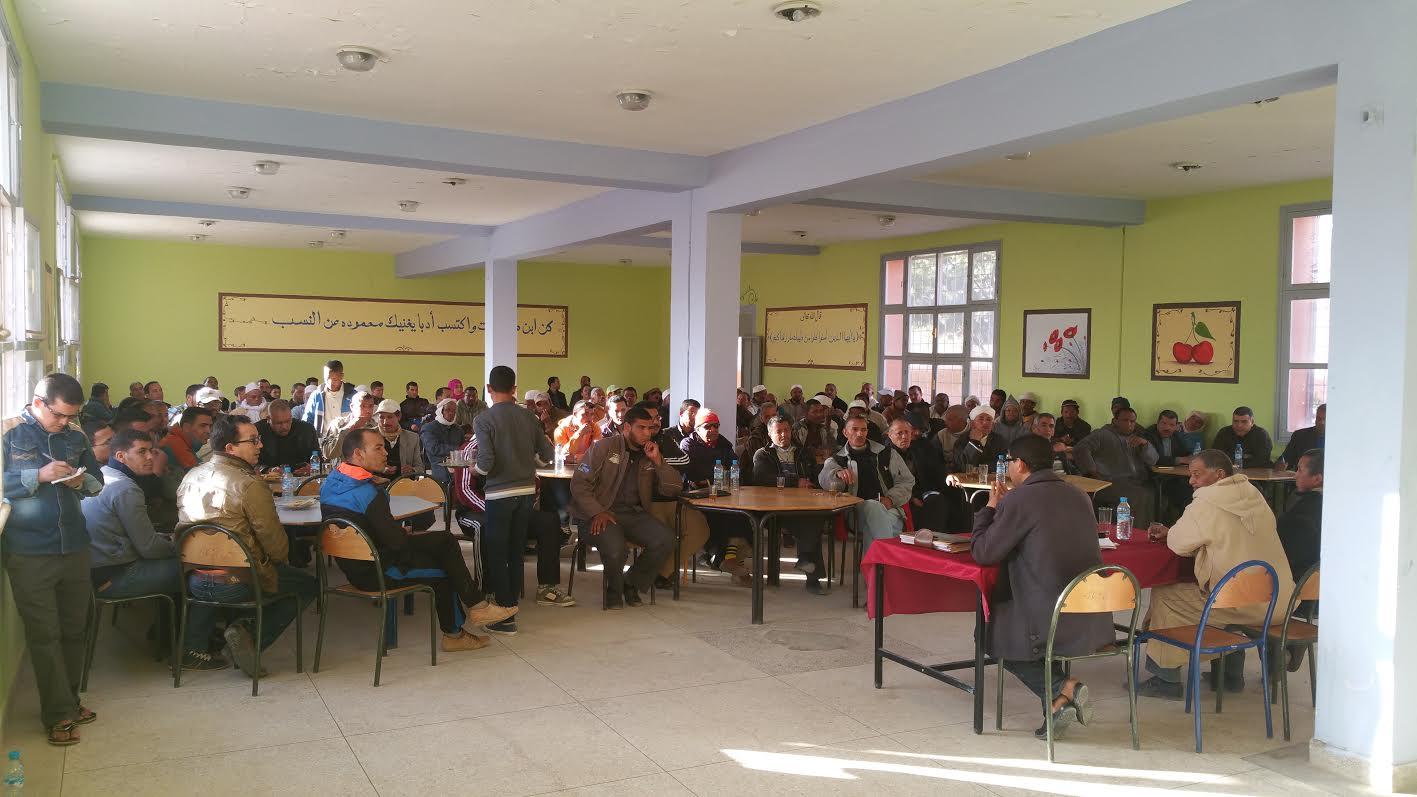 تازارين: غياب الرئيس و نائبه يؤجل تجديد جمعية آباء وأولياء التلاميذ بثانوية سيدي عمرو