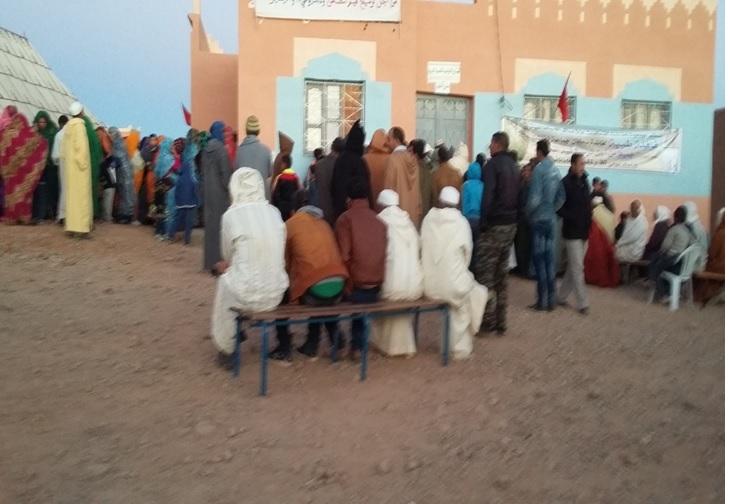تفتشنا: الجمعيات التنموية تقوم بدورها في غياب مسؤولي الصحة بالإقليم