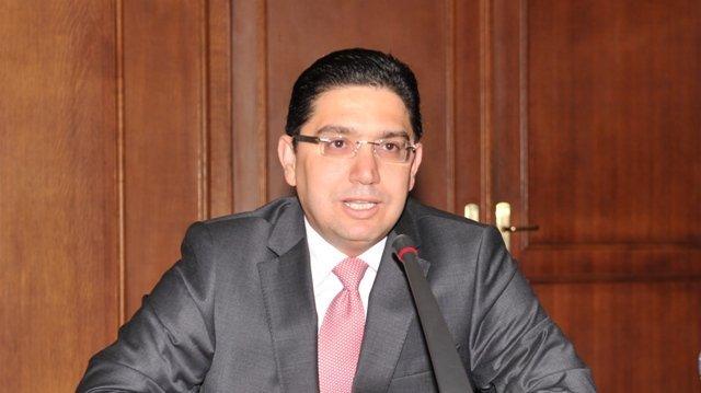 """الملك يعين السيد """"ناصر بوريطة"""" وزيرا منتدبا لدى وزير الشؤون الخارجية والتعاون"""
