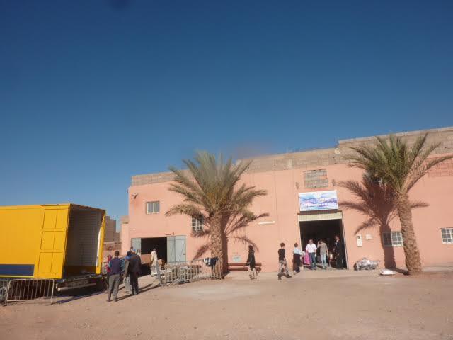 اليوم الثالث من القافلة الطبية لفائدة الأشخاص في وضعية إعاقة حركية بإقليم زاكورة