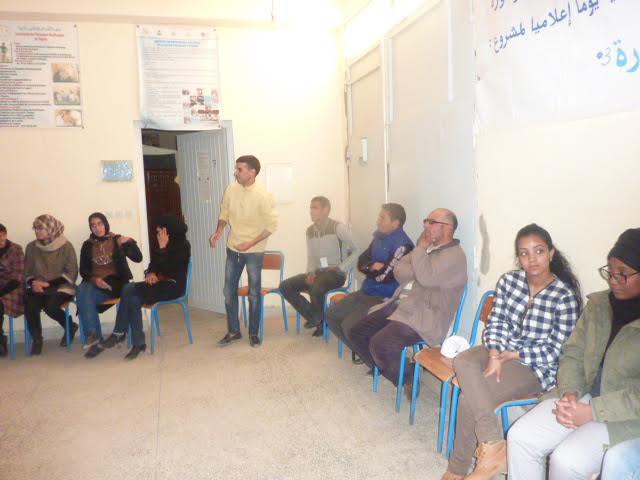 اليوم الثاني من القافلة الطبية لفائدة الأشخاص في وضعية إعاقة حركية بإقليم زاكورة