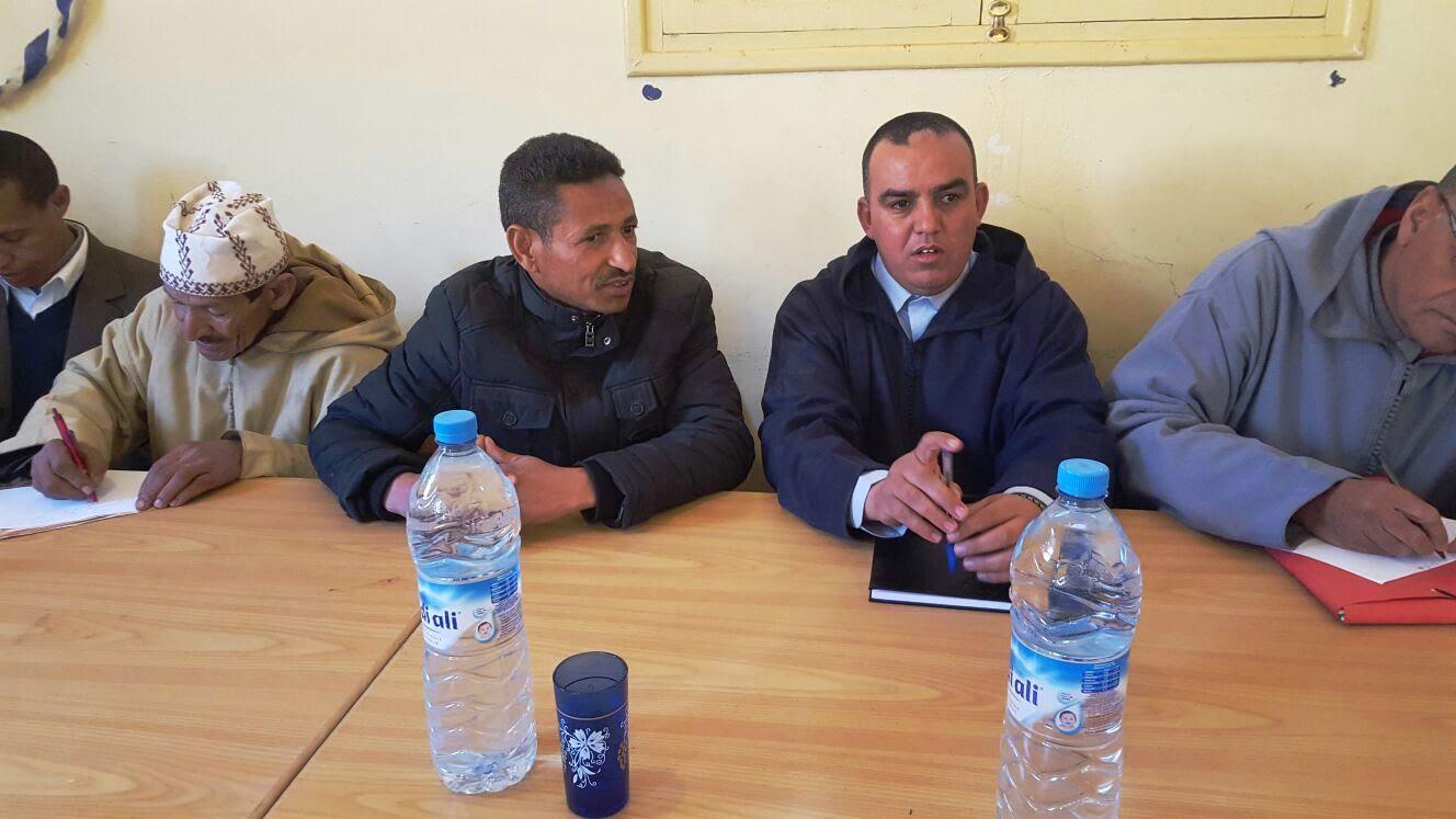 حزب الاستقلال ينتخب مكتبا محليا بالجماعة القروية لمزكيطة بإقليم زاكورة