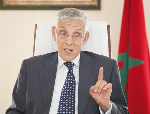 """""""اللي بغا يقري ولادو يدير يدو في جيبو"""" .. الداودي يوضح"""