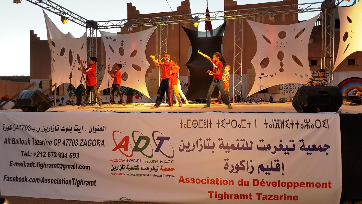 بالصور .. افتتاح مهرجان المسرح الأول بتازارين و فرنسا ضيف شرف