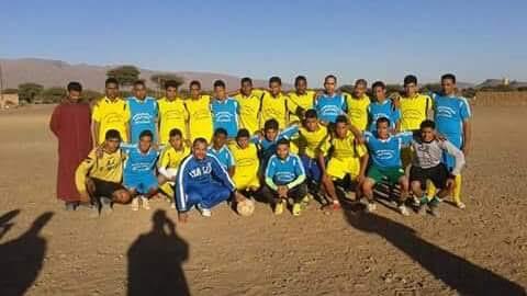 فريق إتحاد املال يفوز بلقب بطل الخريف في بطولة دار الشباب بالنقوب