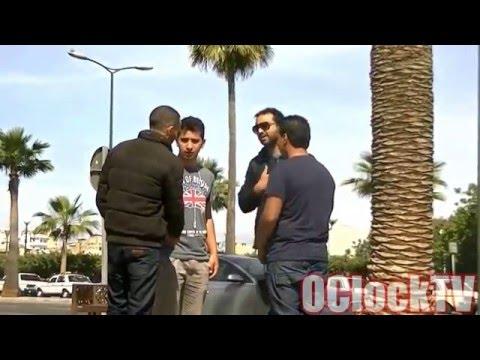 ماذا وقع لجزائري تظاهر بأنه مغربي في شوراع الجزائر