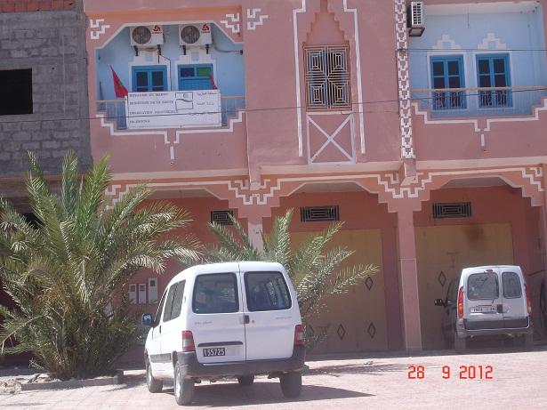 تمكروت :مندوبية وزارة الصحة بزاكورة تحرم ساكنة قيادة تمكروت من طبيبها
