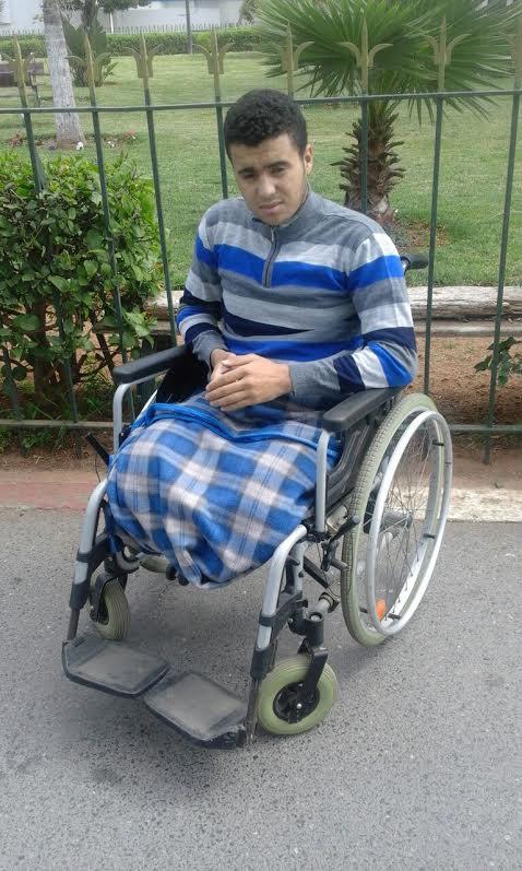 """مناشدة للمحسنين من أجل مساعدة الطالب """"سفير رشيد"""""""