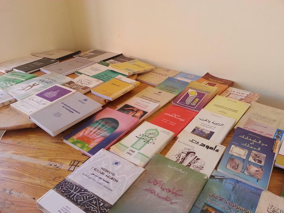 النقوب: معرض للكتاب بالموازاة مع الدورة الأولى لمهرجان القصبات