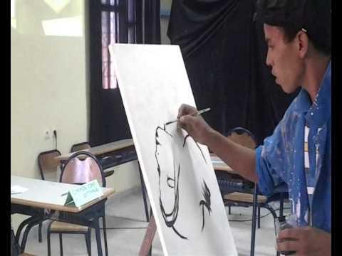 سمير العزاوي الموهبة التي أدهشت شباب مدينة زاكورة.