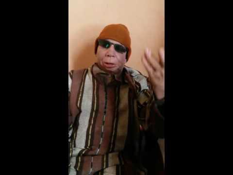 """الحاج """"حنيكة"""" الرجل الزاكوري الذي ابهر الجميع بكلامه ''لا يعرفه الا الجيل الذهبي''"""