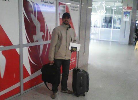 زاكورة: مدير دار الشباب تغبالت يسافر إلى تونس