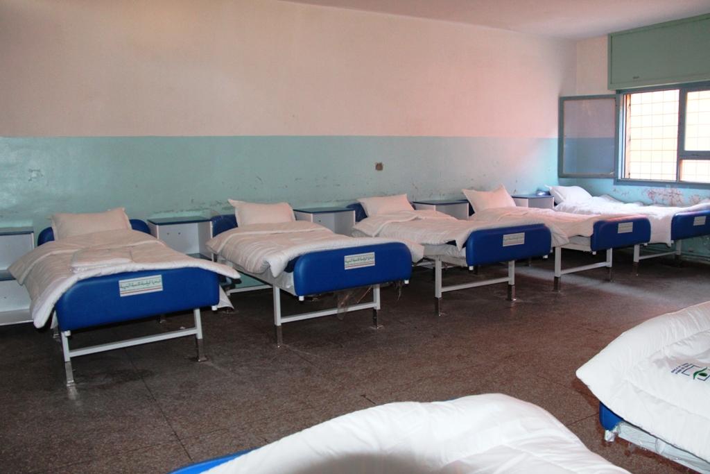 مصلحة الأمراض العقلية والنفسية بالمستشفى الإقليمي بورزازات تتعزز بمعدات وتجهيزات بتمويل من المبادرة الوطنية لتنمية البشرية