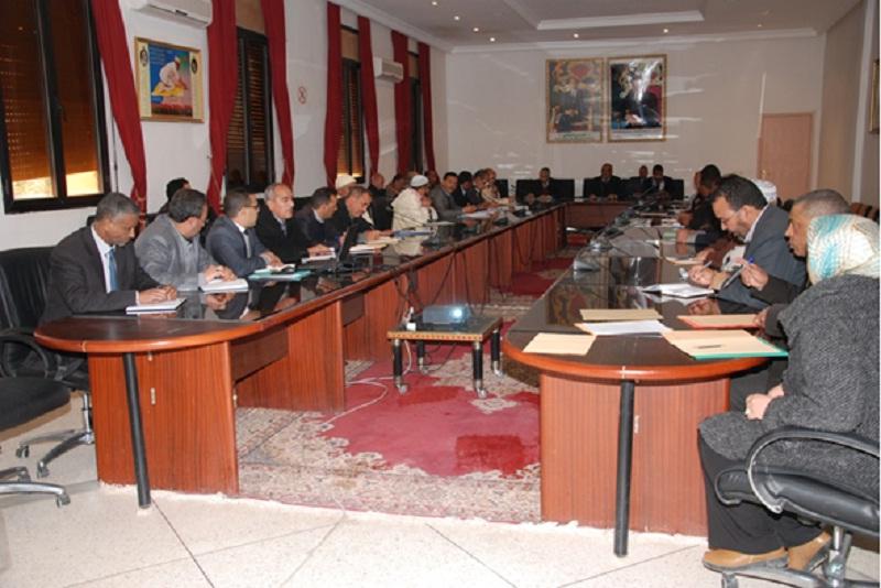 بــــــــــــــلاغ : عمالة إقليم زاكورة تنظم لقاءا حول وضعية قطاع الكهرباء بالإقليم