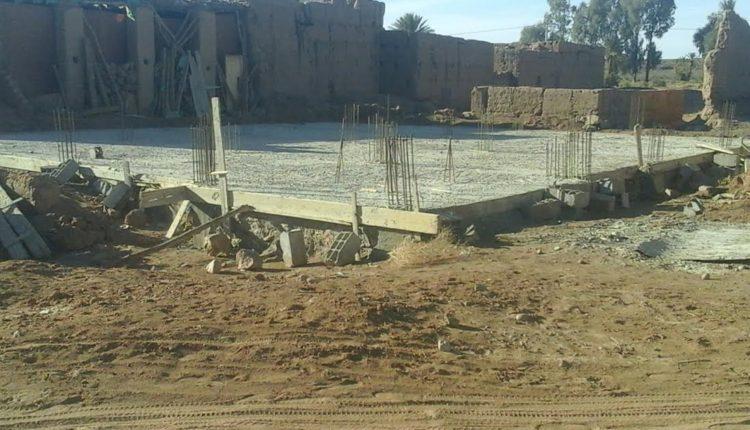 نداء من أجل بناء مسجد بدوار زاوية الفتح جماعة الروحا