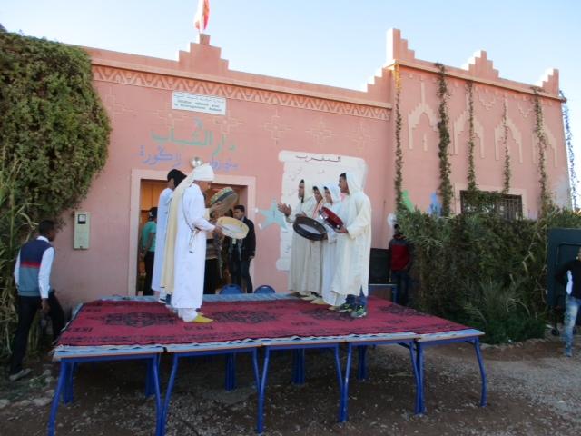 دار الشباب بني زولي  تنظم أمسية رياضية بتنسيق مع جمعية بني زولي للتنشيط الثقافي و الرياضي