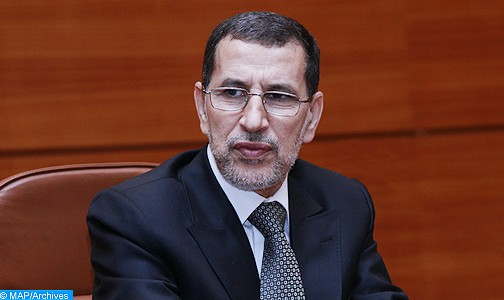 عاجل: الملك يعين سعد الدين العثماني رئيسا للحكومة المقبلة