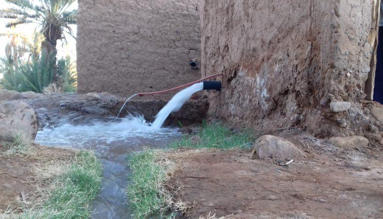 """ساكنة تاكونيت بزاكورة : """"نحن لا نرث الماء من أسلافنا بل نستعيره من أبنائنا"""""""