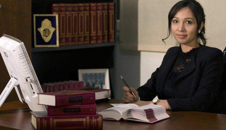 الأستاذة كوثر بدران مستشارة قانونية للفيدرالية الإيطالية الإسلامية.
