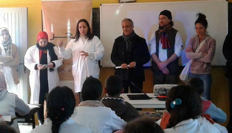فقرات خصبة تعزز الحوار الثقافي والتربوي في برنامج تجميل مدرستي