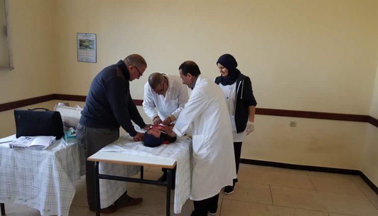 أزيد من 2200 مستفيد من قافلة طبية متعددة التخصصات بجماعة بني وكيل بإقليم الناظور