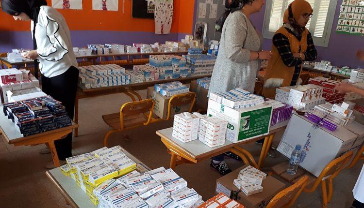 أزيد من 650 مستفيد من قافلة طبية متعددة التخصصات بجماعة آيت الطالب – إقليم الرحامنة