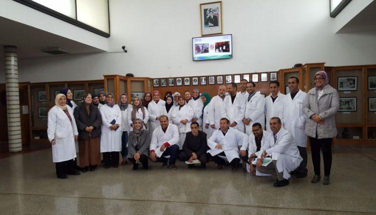 شهادة الإيزو الثالثة لنظام إدارة الجودة في المعهد الوطني للصحة